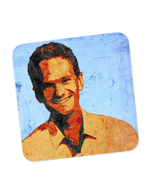 Buy Coasters Online | Neil Patrick Harris Inspired Fan Art Coaster Online India | PosterGuy.in