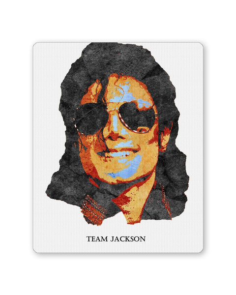 Buy Mousepads Online India | Team Jackson Pop Art Mouse Pad Online India