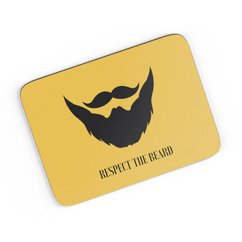 Respect The Beard A4 Mousepad Online India