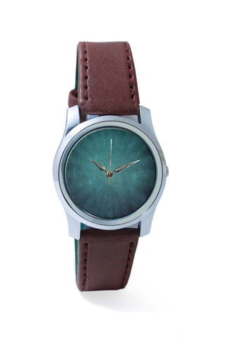 Women Wrist Watch India | Green Background Wrist Watch Online India