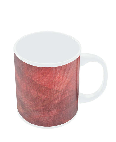Coffee Mugs Online | Maroon Background Mug Online India