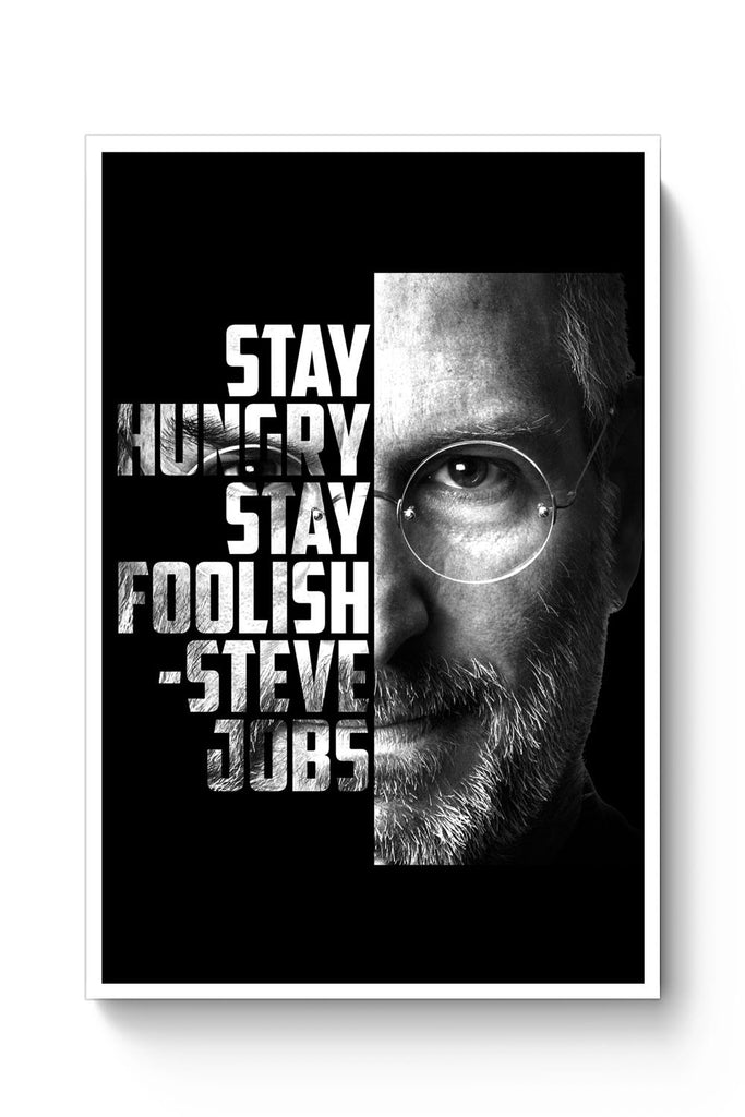 Posters online india steve jobs poster online india posterguy in