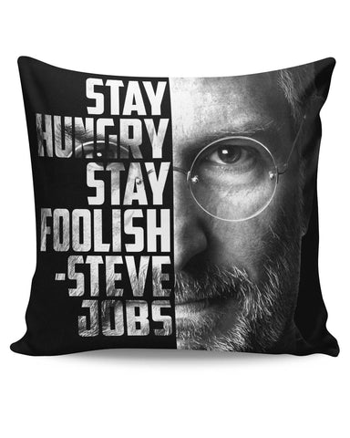 PosterGuy | Steve Jobs Cushion Cover Online India