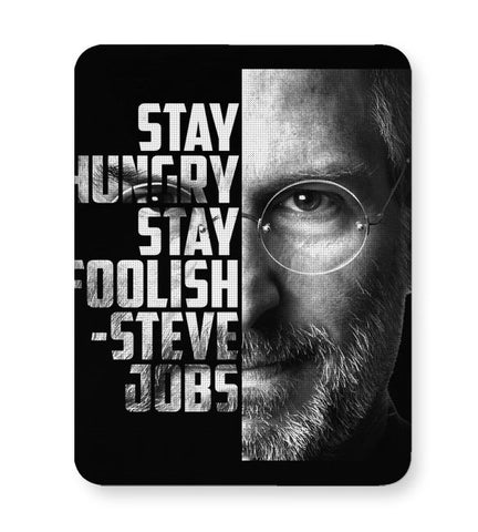 Buy Mousepads Online India | Steve Jobs Mouse Pad Online India