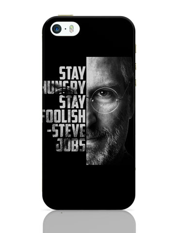 iPhone 5 / 5S Cases & Covers | Steve Jobs iPhone 5 / 5S Case Online India