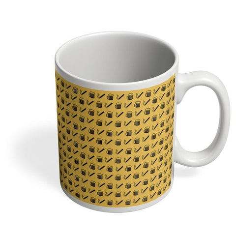 Coffee Mugs Online | Daaru sutta chronicles Coffee Mug Online India