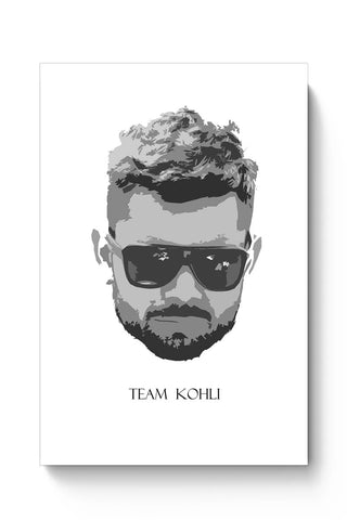 Team Kohli Poster Online India