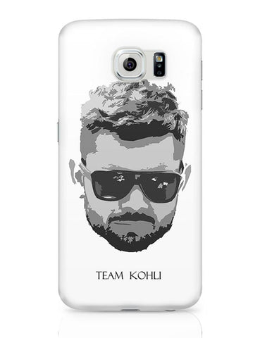 Team Kohli Samsung Galaxy S6 Covers Cases Online India