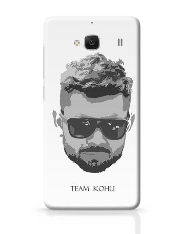 Team Kohli Redmi 2 / Redmi 2 Prime Covers Cases Online India
