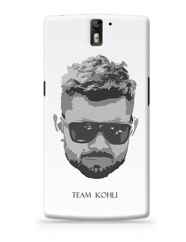 Team Kohli OnePlus One Covers Cases Online India