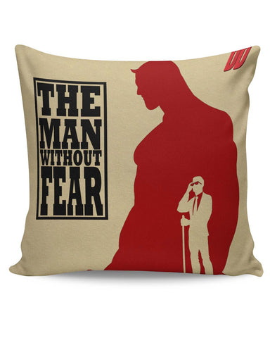PosterGuy | The Man Behind Fear Daredevil Inspired Cushion Cover Online India