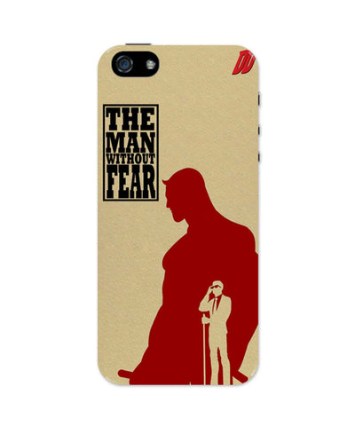 iPhone 5 / 5S Cases| The Man Behind Fear Daredevil Inspired iPhone 5 / 5S Case Online India