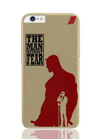iPhone 6 Plus / 6S Plus Covers & Cases | The Man Behind Fear Daredevil Inspired iPhone 6 Plus / 6S Plus Covers and Cases Online India