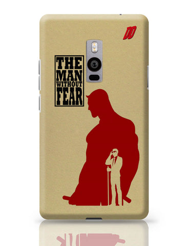 OnePlus Two Covers | The Man Behind Fear Daredevil Inspired OnePlus Two Cover Online India