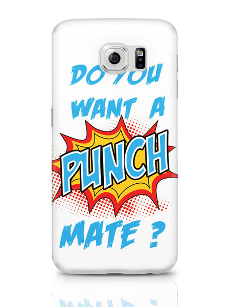 Samsung Galaxy S6 Covers & Cases | Do You Want A Punch Mate Samsung Galaxy S6 Covers & Cases Online India
