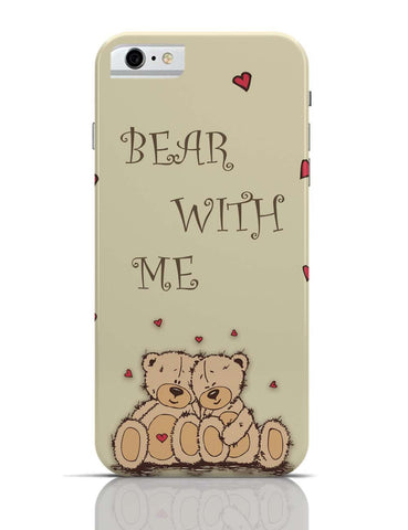 iPhone 6 Covers & Cases | Valentine'S Day Gift | Teddy Bear iPhone 6 Case Online India