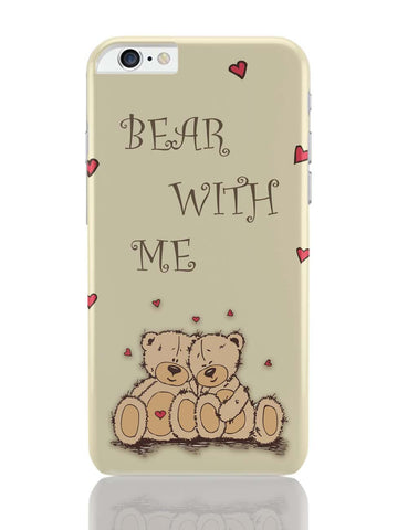 iPhone 6 Plus/iPhone 6S Plus Covers | Valentine'S Day Gift | Teddy Bear iPhone 6 Plus / 6S Plus Covers Online India