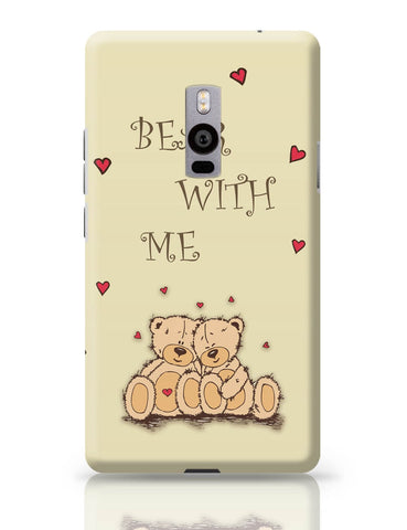 OnePlus Two Covers | Valentine'S Day Gift | Teddy Bear OnePlus Two Cover Online India