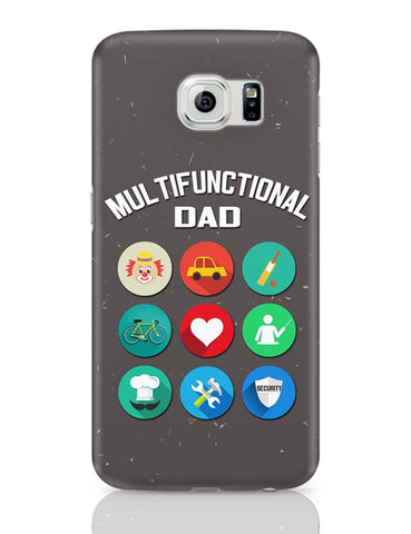 Multifunctional Father Samsung Galaxy S6 Covers Cases Online India