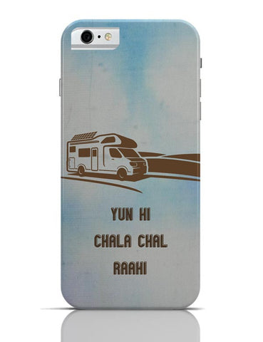 Yun Hi Chala Chal Raahi | Travel | Tourism iPhone 6 6S Covers Cases Online India