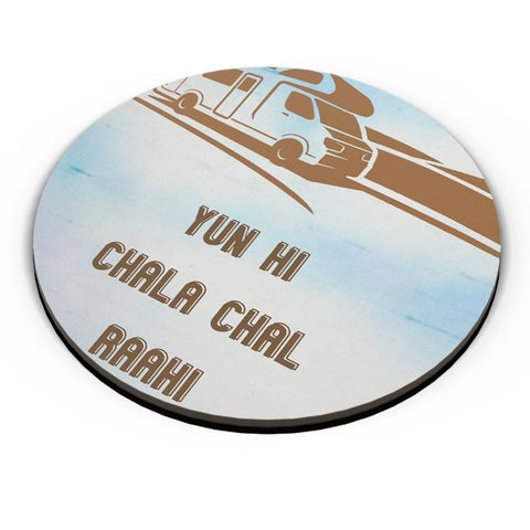 Yun Hi Chala Chal Raahi | Travel | Tourism Fridge Magnet Online India