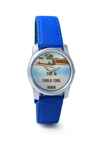 Women Wrist Watch India | Yun Hi Chala Chal Raahi | Travel | Tourism Wrist Watch Online India