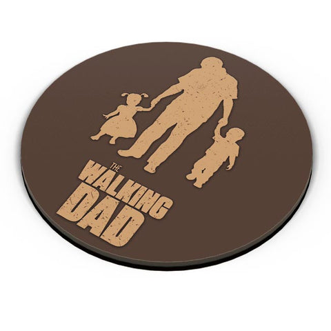 The Walking Dad | Fathers Day Gift Fridge Magnet Online India