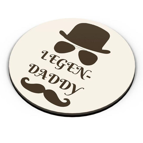 Legend Daddy | Legendary Father | Fathers Day Fridge Magnet Online India