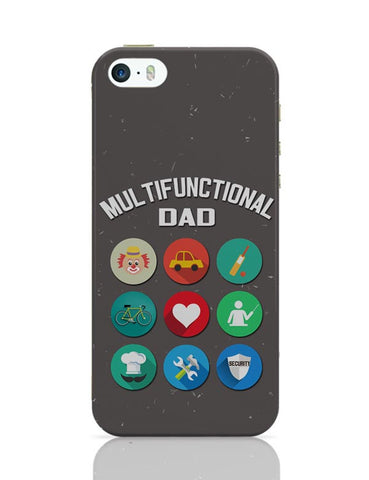 Multifunctional Father | Fathers Day iPhone Covers Cases Online India