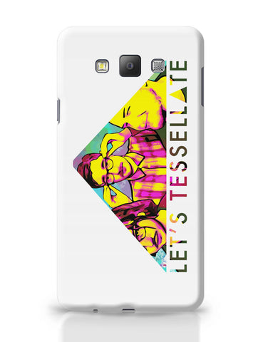 Samsung Galaxy A7 Covers | Let's Tessellate Alt-J Inspired Pop Art Samsung Galaxy A7 Covers Online India