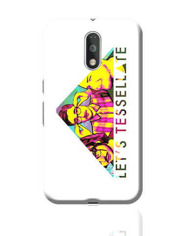 Let's Tessellate Alt-J Inspired Pop Art Moto G4 Plus Online India