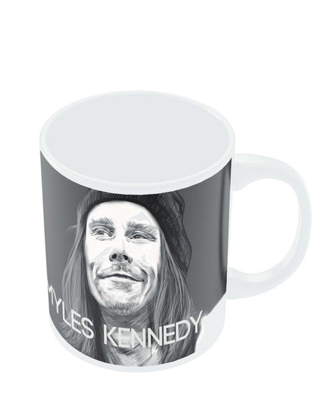 Mugs | Myles Kennedy Face Sketch Mug Online India