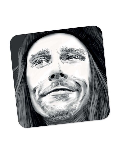 Coasters | Myles Kennedy Face Sketch Coaster 1543027329 Online India | PosterGuy.in