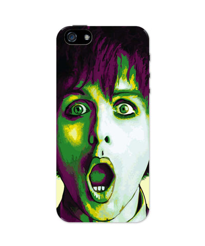 iPhone 5 / 5S Cases| Billie Joe Armstrong Green Day Inspired iPhone 5 / 5S Case Online India