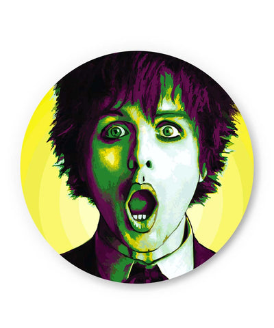 PosterGuy | Billie Joe Armstrong Green Day Inspired Fridge Magnet 1543037319 Online India