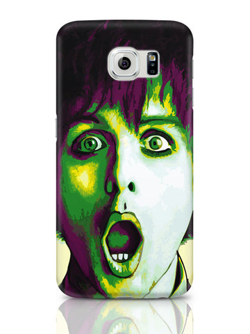 Samsung Galaxy S6 Covers & Cases | Billie Joe Armstrong Green Day Inspired Samsung Galaxy S6 Covers & Cases Online India