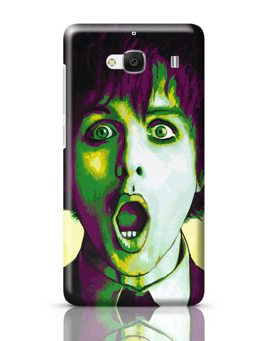 Xiaomi Redmi 2 / Redmi 2 Prime Cover| Billie Joe Armstrong Green Day Inspired Redmi 2 / Redmi 2 Prime Cover Online India