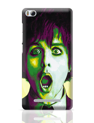 Xiaomi Mi 4i Covers | Billie Joe Armstrong Green Day Inspired Xiaomi Mi 4i Cover Online India