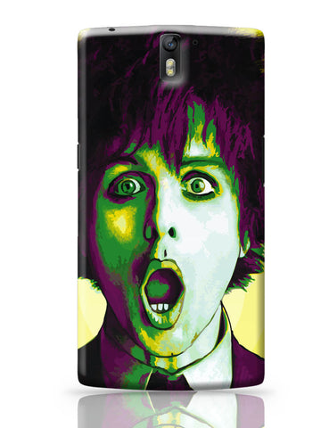 OnePlus One Covers | Billie Joe Armstrong Green Day Inspired OnePlus One Cover Online India