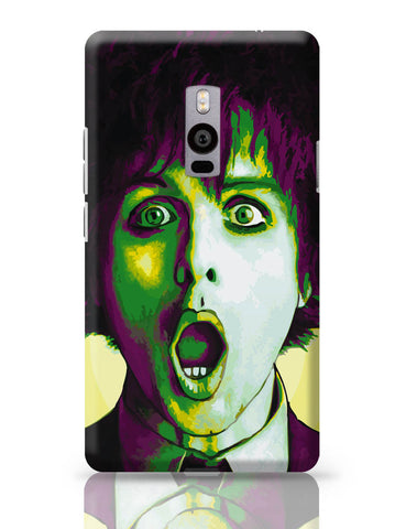 OnePlus Two Covers | Billie Joe Armstrong Green Day Inspired OnePlus Two Cover Online India