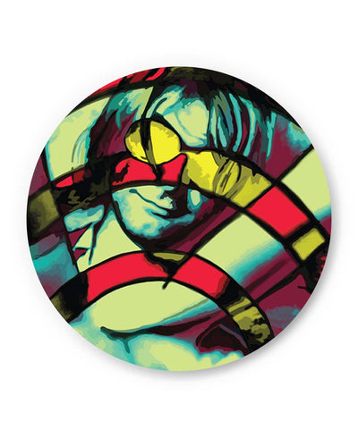 PosterGuy | Kurt Cobain Nirvana Pop Art Fridge Magnet 1543047319 Online India