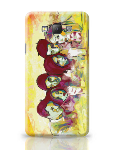 Samsung Galaxy A7 Covers | Friends in Technicolor TV Series Samsung Galaxy A7 Covers Online India