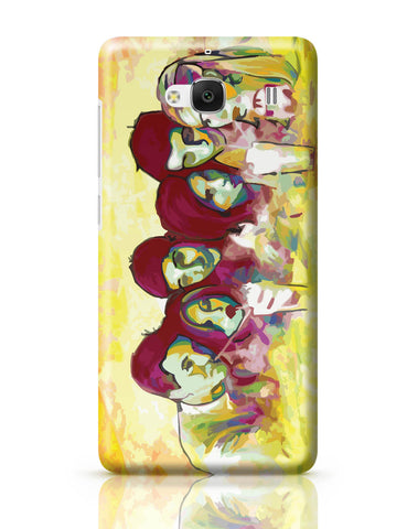 Xiaomi Redmi 2 / Redmi 2 Prime Cover| Friends in Technicolor TV Series Redmi 2 / Redmi 2 Prime Cover Online India