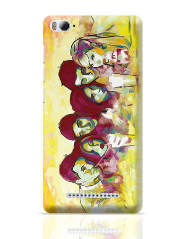 Xiaomi Mi 4i Covers | Friends in Technicolor TV Series Xiaomi Mi 4i Cover Online India