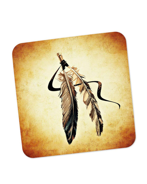 Coasters | Light Like a Feather Coaster 1553024529-cstr-1 Online India | PosterGuy.in
