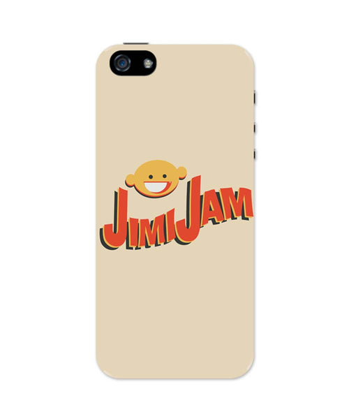 iPhone 5 / 5S Cases & Covers | Jimi Jam Funny iPhone 5 / 5S Case Online India