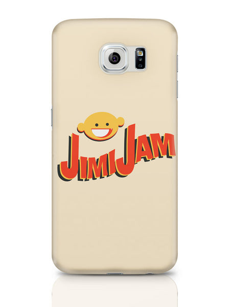 Samsung Galaxy S6 Covers & Cases | Jimi Jam Funny Samsung Galaxy S6 Covers & Cases Online India