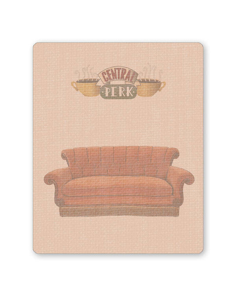 Buy Mousepads Online India | Central Perk TV Show Inspired Mouse Pad Online India