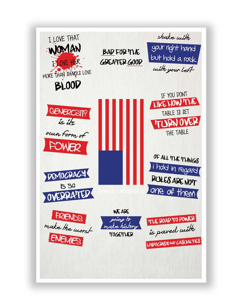 posters online india quotes from house of cards poster online