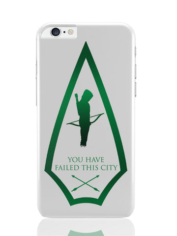 iPhone 6 Plus / 6S Plus Covers & Cases | You Have Failed This City iPhone 6 Plus / 6S Plus Covers and Cases Online India